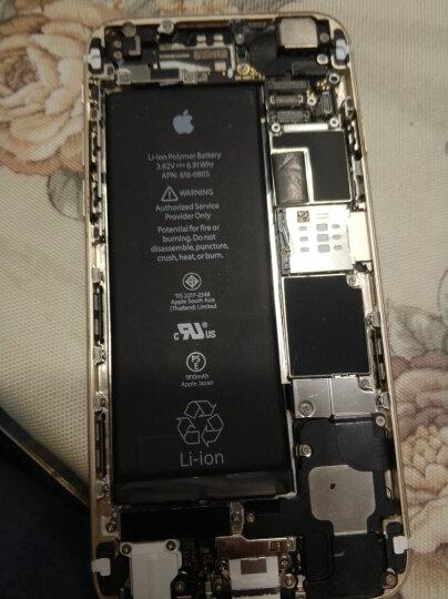 德赛 苹果电池适用于iphone苹果4/4s/5/5s/6/6s/6Plus7手机内置电池 苹果6splus电池(2715mAh) 晒单图
