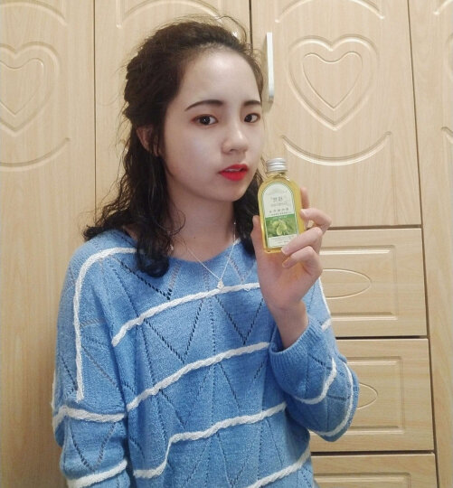 【2瓶装】泊泉雅 美容橄榄油护肤润肤护发脸部卸妆男女士身体刮痧精油按摩全身私处保湿 晒单图