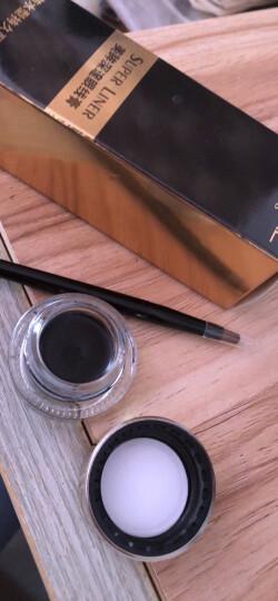 欧莱雅(LOREAL)美眸深邃眼线水笔1.6g 黑色(欧莱雅彩妆 纯黑流畅 易用 清晰) 晒单图
