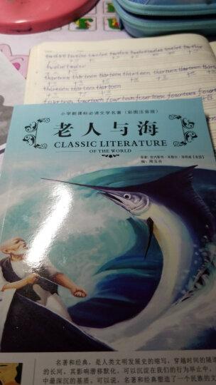 一二年级课外书小学生经典名著阅读20册彩图注音版儿童文学图书7-10岁海底两万里小王子 晒单图