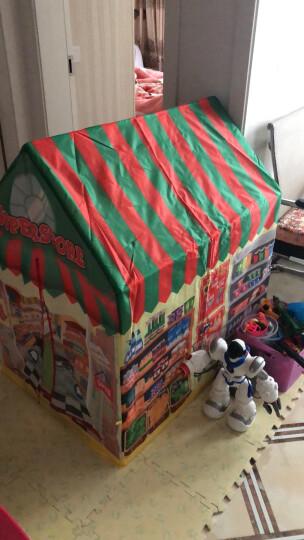 iPlay 儿童帐篷室内户外宝宝游戏屋男孩女孩家用玩具屋海洋球池公主屋包邮 送50个海洋球 大型超市8167+50球+爬行垫 晒单图