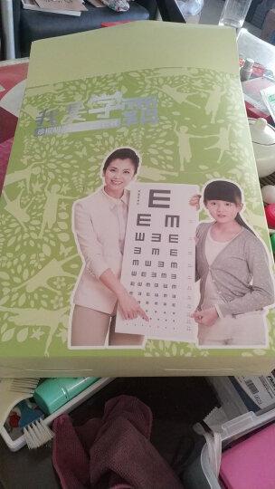 珍视明 我是学霸青少年护眼套装 护眼贴30袋蒸汽眼罩30袋 眼部敷贴 晒单图