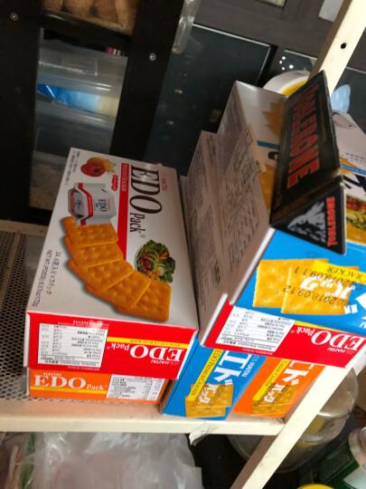 韩国进口EDOpack奶酪饼干172g(7包)休闲零食早餐下午茶糕点 晒单图