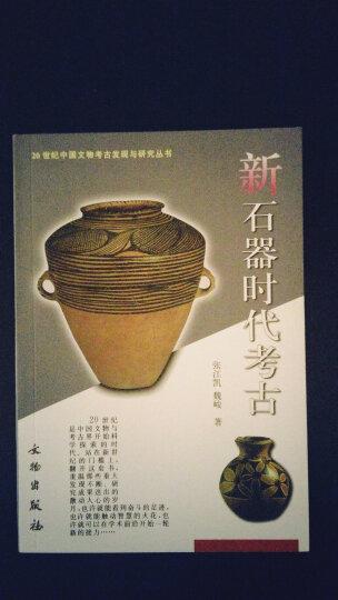 20世纪中国文物考古发现与研究丛书:新石器时代考古 晒单图