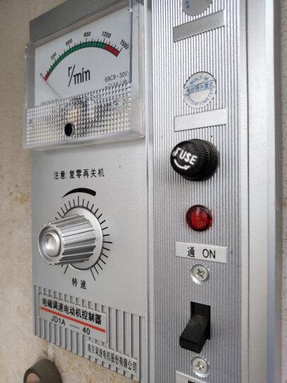 People 中国人民电器电磁调速器 JD1A-40/90电机调速控制器 220V JD1A-90 晒单图