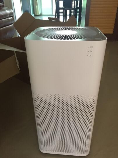 小米(MI)空气净化器家用智能卧室空气净化器除甲醛雾霾PM2.5 小米空气净化器2S+增强版滤芯 晒单图