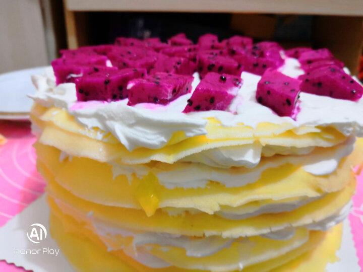 轻松做千层蛋糕【欧福千层蛋糕皮】芒果班戟皮蛋皮成品原味家用diy烘焙原料 10片/30片装 晒单图