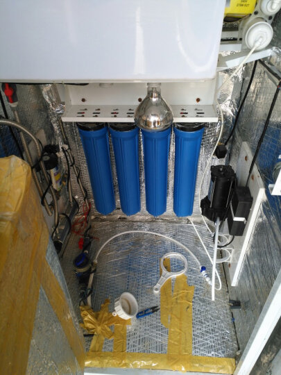 韩国进口CSM世韩RO反渗透膜净水机滤芯1812-50G75G100G400G家用纯水机净水器滤芯 RE1812-50G(1:1节水膜) 晒单图