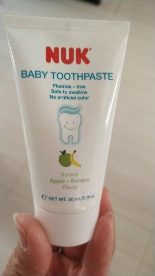 NUK婴儿指套牙刷宝宝口腔清洁手指牙刷【德国进口】 晒单图