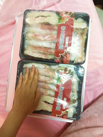美加佳 加拿大雪蟹(蟹腿+蟹钳) 海鲜拼盘 500g 海鲜水产 晒单图