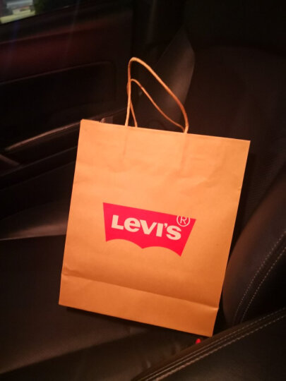 Levi's李维斯男士501经典紧身牛仔裤34268-0036Levis 浅牛仔色 30 32 晒单图