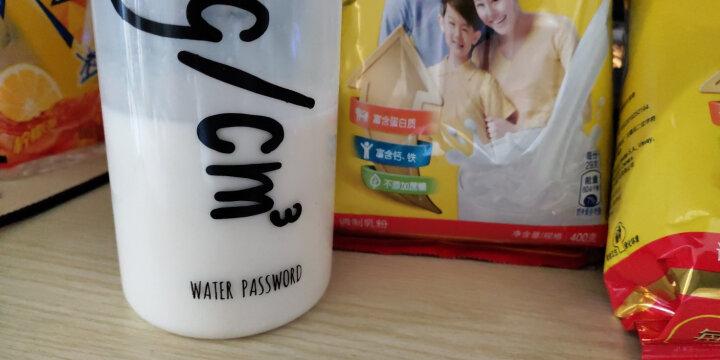 【沃尔玛】雀巢 全脂高钙奶粉 奶粉 高钙奶粉 新旧包装随机发送 400g 新老包装随机配送 晒单图