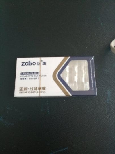 正牌三重过滤一次性烟嘴ZB-802(120支装)生日毕业礼物 晒单图