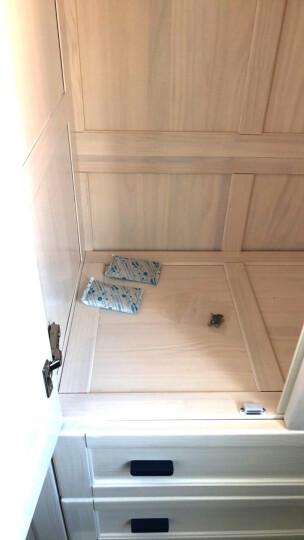 快活林 家具除味驱虫防蛀除甲醛 活性竹炭包防虫衣柜挂件 橱柜3宝 晒单图