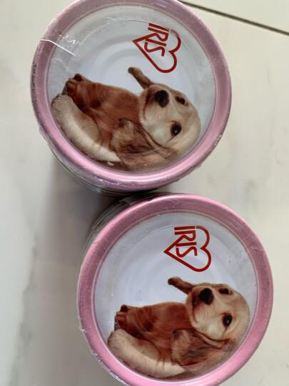 爱丽思IRIS 狗罐头狗湿粮狗粮宠物狗粮鸡胸肉奶酪幼犬用罐头100g×3 晒单图