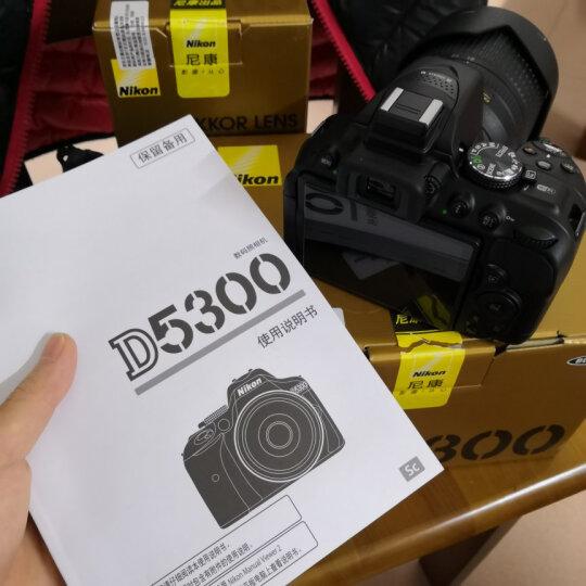 尼康(Nikon)D3500/5300单反相机入门级数码照相机旅游照相 D3500 全国联保 尼康18-55+55-200双镜头套机 豪华品质套餐 晒单图