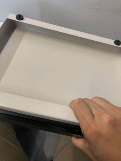 齐心(Comix) 403mm*298mm B4钢质切纸机/切纸刀/裁纸刀/裁纸机 办公文具B2782 晒单图