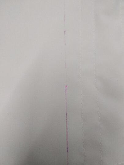 芮翔(RUIXIANG) 芮翔100支装高温消失笔芯服装专用皮革褪色笔退色消字划线 芮翔特供丨细杆米白 晒单图