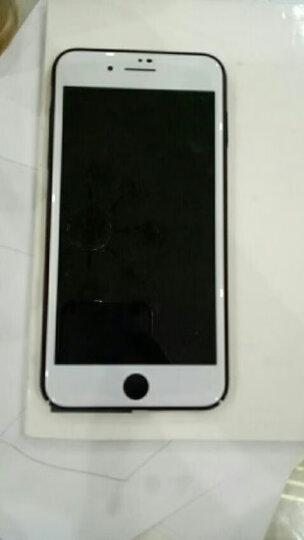 亿色(ESR) iPhone8 plus/7 plus钢化膜 苹果8Plus/7plus钢化手机膜 全屏覆盖3D高清防爆玻璃贴膜 白色 晒单图