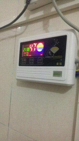 威豪福临门(Wei Hao Fu Lin Men)太阳能热水器控制器通用仪表自动上水加热测控仪显示器 金钻全套(显示器-电磁阀-传感器) 晒单图