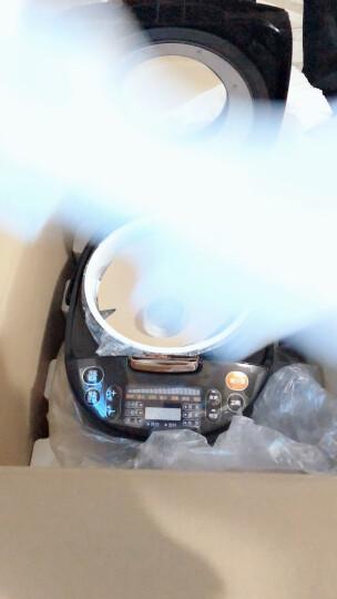 苏泊尔(SUPOR)电饭煲电饭锅4L容量 全景视窗一键柴火饭CFXB40FC8040-75 晒单图