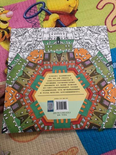 秘密花园涂绘学院丛书:生命之树 晒单图