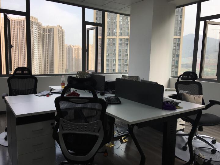 拜登世家上海北京办公家具办公桌椅员工桌组合2人4人屏风工作位简约现代职员桌电脑桌厂家 定制颜色联系客服 晒单图