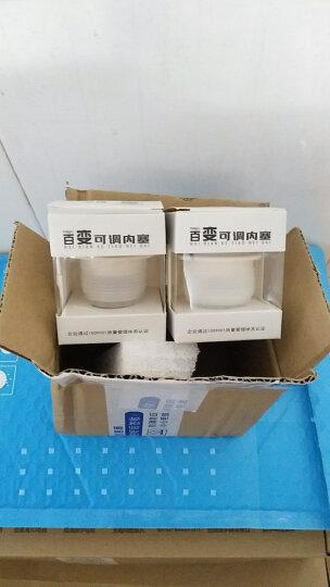 清水(SHIMIZU) 原装热水瓶塞 暖壶塞内盖中栓家用开水瓶塑料硅胶塞子 2L塑料塞1个-3.2L塑料塞1个 晒单图