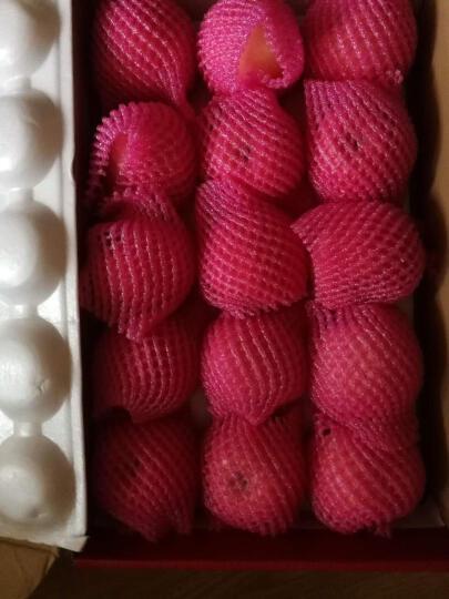 寻真 山东烟台栖霞红富士苹果 礼盒15个装 单果260g以上 礼品 晒单图