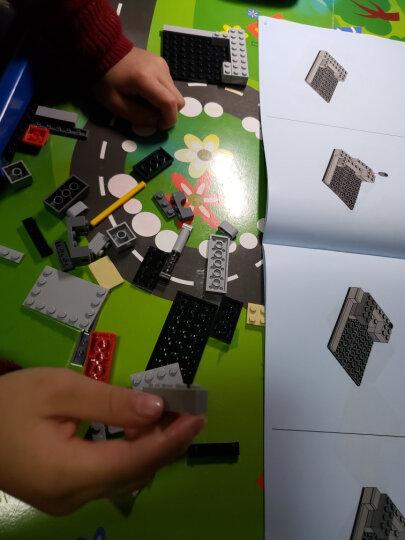 乐高(LEGO)积木 城市组系列City追踪重型拖车5-12岁 60137 儿童玩具 男孩女孩生日礼物 晒单图