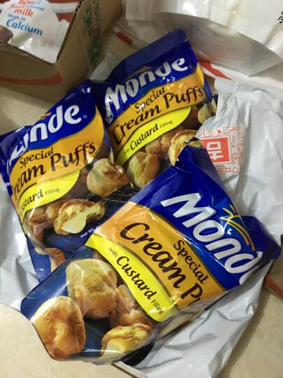 菲律宾进口 道吉草奶油夹心泡芙 25g*5袋 脆皮球蛋糕 休闲零食小吃 晒单图