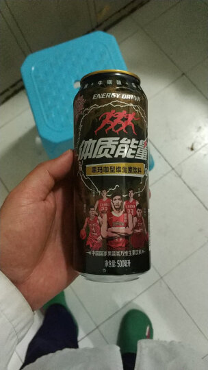 体质能量 中沃 500ml易拉罐装 玛咖型维生素饮料功能饮料 2提(1×6罐) 玛咖型 晒单图