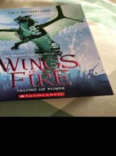 Winter Turning (Wings of Fire, Book 7) 火之翼系列7:冬之逆转 英文原版 进口故事书 晒单图