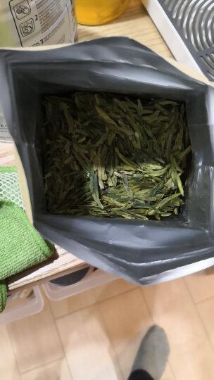 卢正浩 茶叶绿茶 明前特级西湖龙井茶叶春茶 2020新茶(狮峰山产区)150g 晒单图