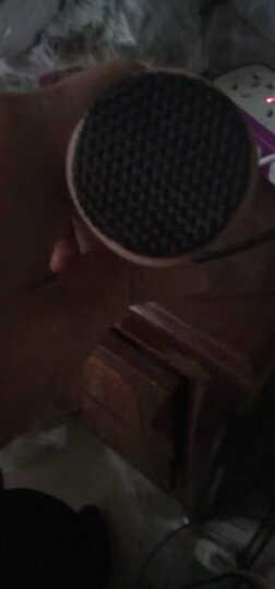 意创生活 手机麦克风全民K歌神器电容麦克风话筒主播声卡电脑直播套装唱吧录音唱歌录歌变声器抖音安卓苹果 玫瑰金+三角支架+耳机 晒单图