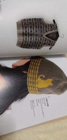 经典棒针编织:阿伦花样 晒单图