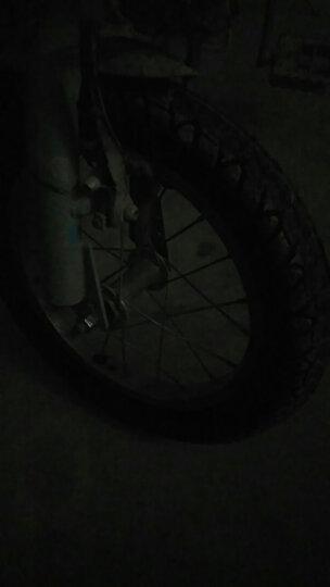 正新轮胎 14x2.125 电动车三轮车自行车摩托车电瓶车轮胎 C-1488耐磨型 外胎+内胎+铝合金轮毂 晒单图