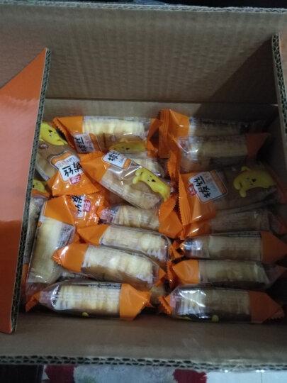 华美 休闲食品饼干蛋糕 早餐零食小吃 糕点 拔丝蛋糕1000g 晒单图