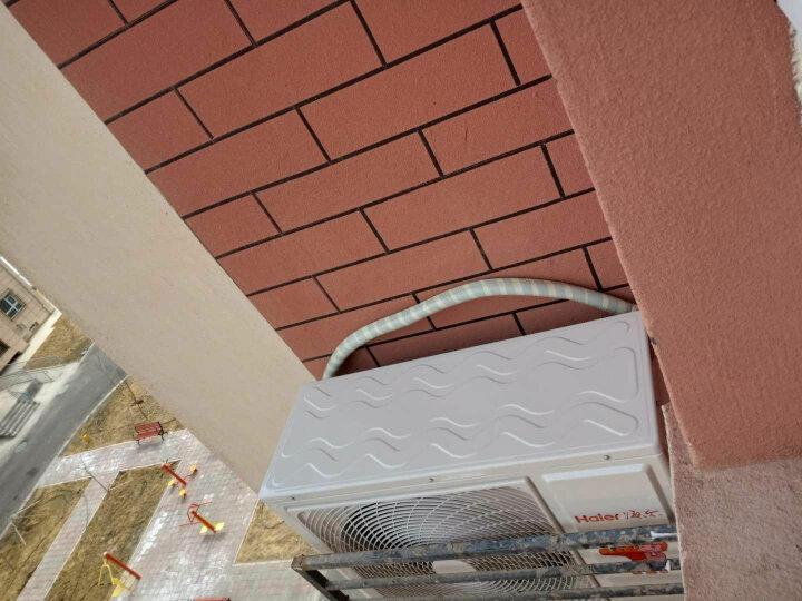 海尔空调柜机变频3匹一级 智能自清洁家用圆柱立柜式客厅空调柜机 节能静音 GCB系列 晒单图