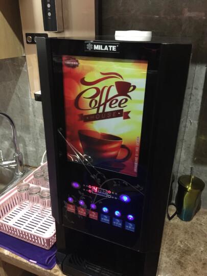 美莱特(MILATE) 美莱特三合一速溶咖啡粉 阳光甜橙冲饮果汁粉 即溶珍珠奶茶粉 蜂蜜柚子茶 晒单图