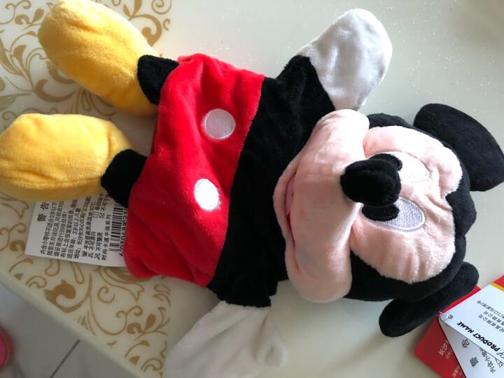 迪士尼(Disney)毛绒玩具 大人小孩手动欢乐卡通米奇手偶益智玩具 生日情人节女生礼物布娃娃 晒单图