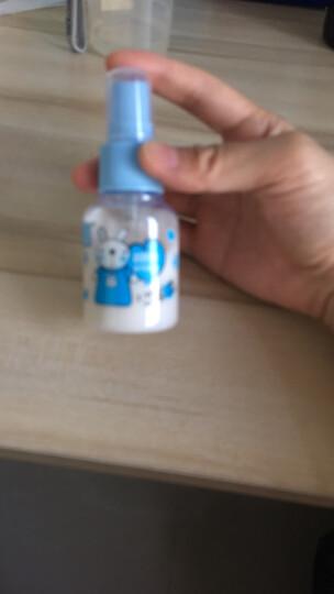 三迪逸品 化妆工具 便携旅行套瓶6件套(化妆瓶 空瓶 喷瓶 颜色随机) 晒单图