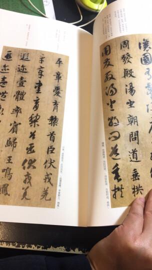 中国碑帖名品·智永真草千字文 晒单图