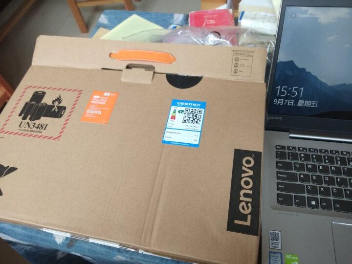 联想(Lenovo)小新潮7000 14英寸轻薄窄边框笔记本电脑(I5-8250U 8G 1T+128G PCIE SSD 940MX独显2G 正版Office)花火银 晒单图