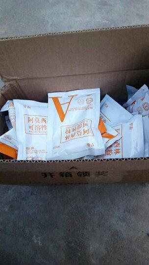 华畜 兽用阿莫西林可溶性粉 兽药猪用药鸡鸭禽药 整箱50袋/每袋6元 晒单图