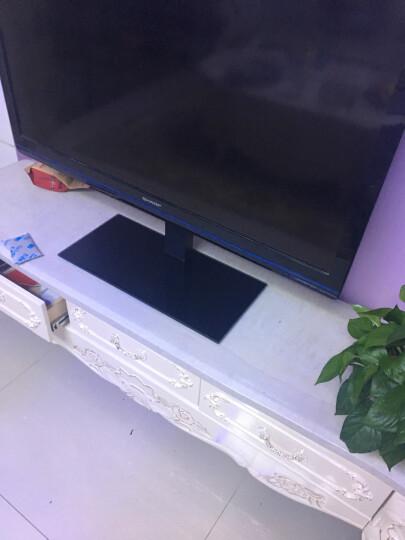Brateck X20(37-55英寸)电视支架 桌面 电视挂架 免打孔电视架电视机台面底座  通用液晶海信夏普小米 晒单图