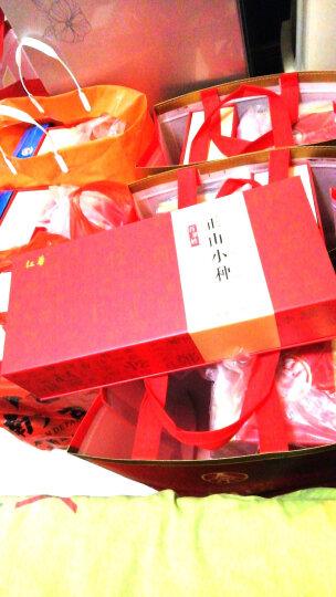 红尊茶叶 红茶正山小种 醇香金牡丹 百家姓系列茶叶送礼礼盒125g/盒*2 晒单图