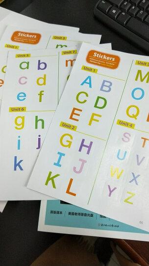 美国幼儿园课本 K阶段(套装1-4册 附光盘) 晒单图