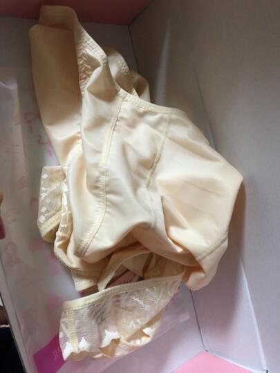 婷美塑身衣薄款丝滑中压产后塑身连体衣QL5627 肤色 70(160/64) 晒单图