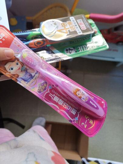 舒客宝贝(sakykids)儿童健齿牙刷2-5岁 (颜色随机发) 晒单图